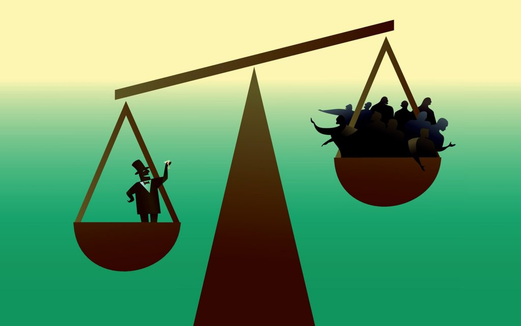 Govt Official: Income Inequality down Since 2010 post's picture