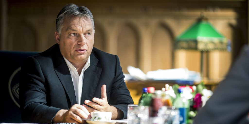 Orbán: Anti-Fidesz 'Useful Idiots' in EPP post's picture