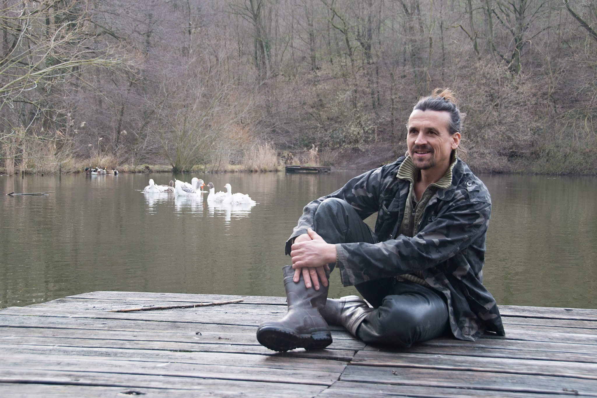 Founder of Facebook Community Dies While Swimming in Frozen Lake post's picture