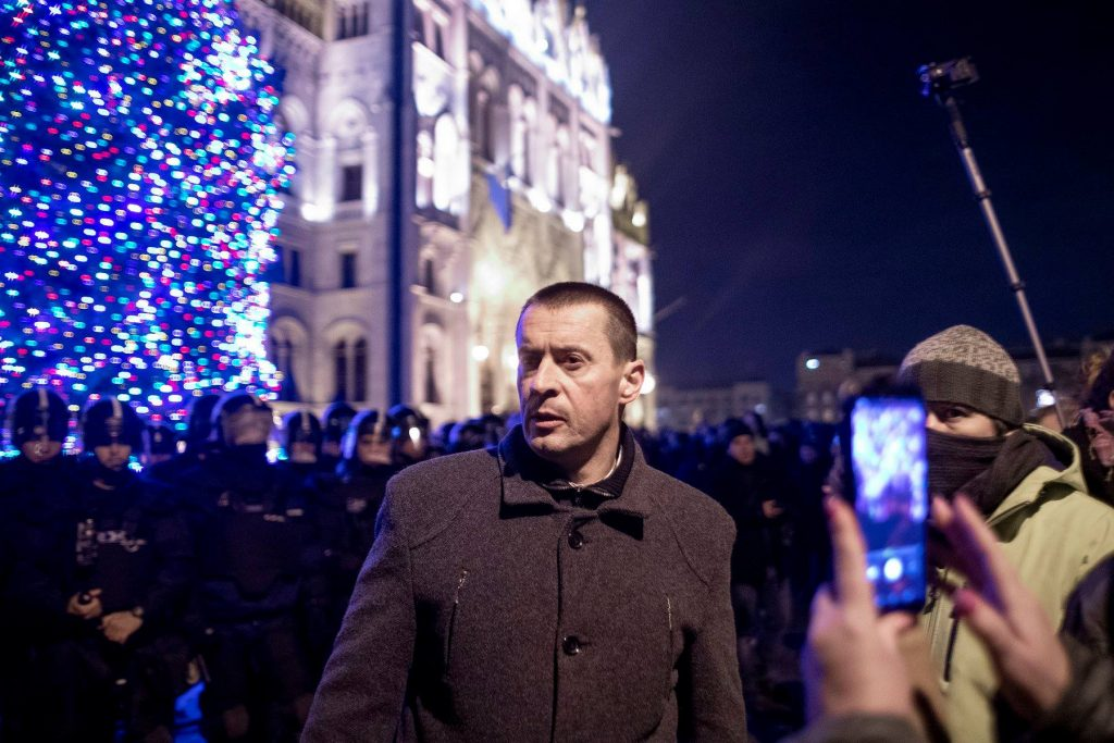 Leaked, Controversial Recordings Put More Pressure on Jobbik and Its Leader post's picture