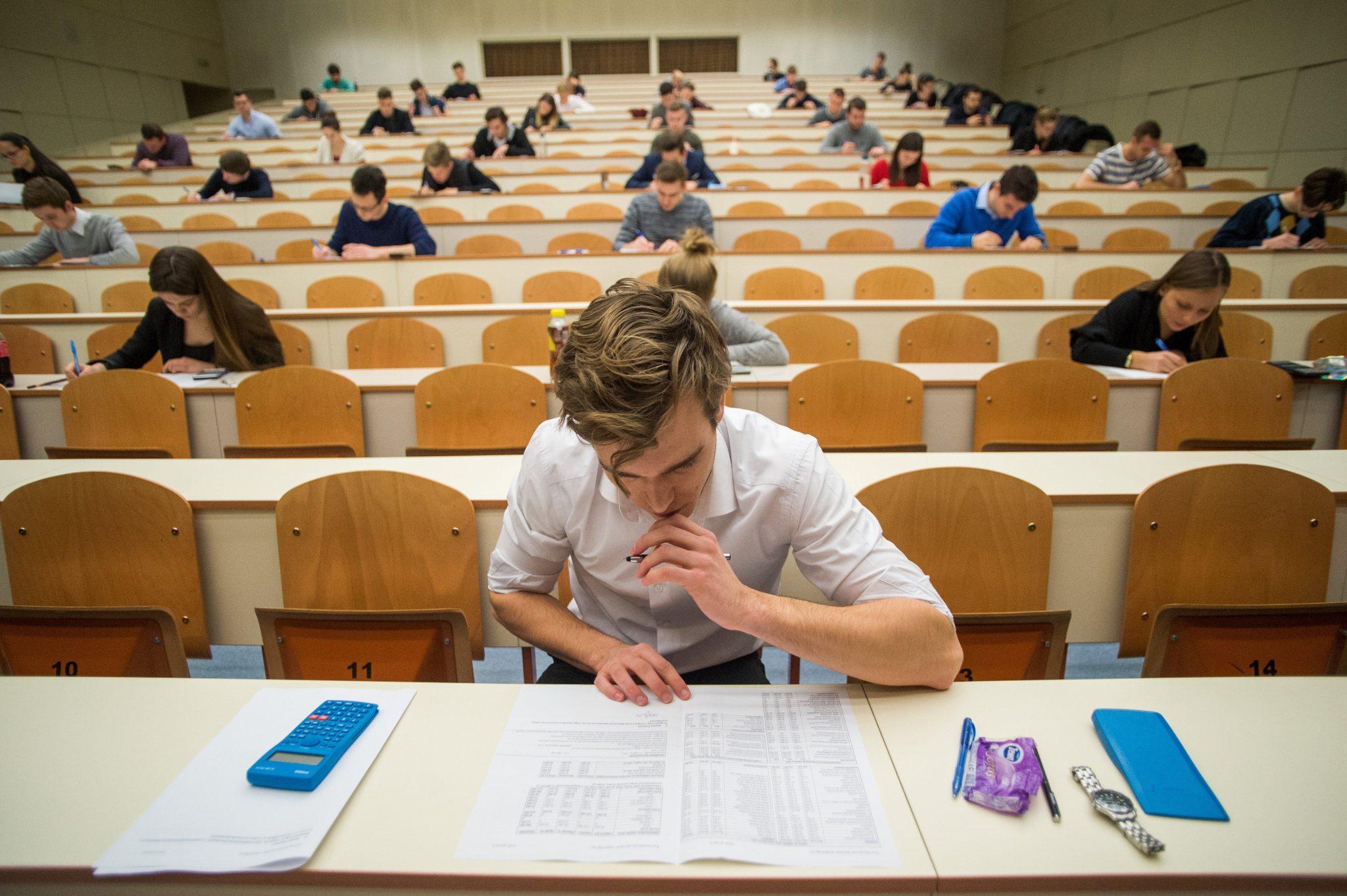 Half of Undergraduates in Teacher Education Leave before Finishing School post's picture