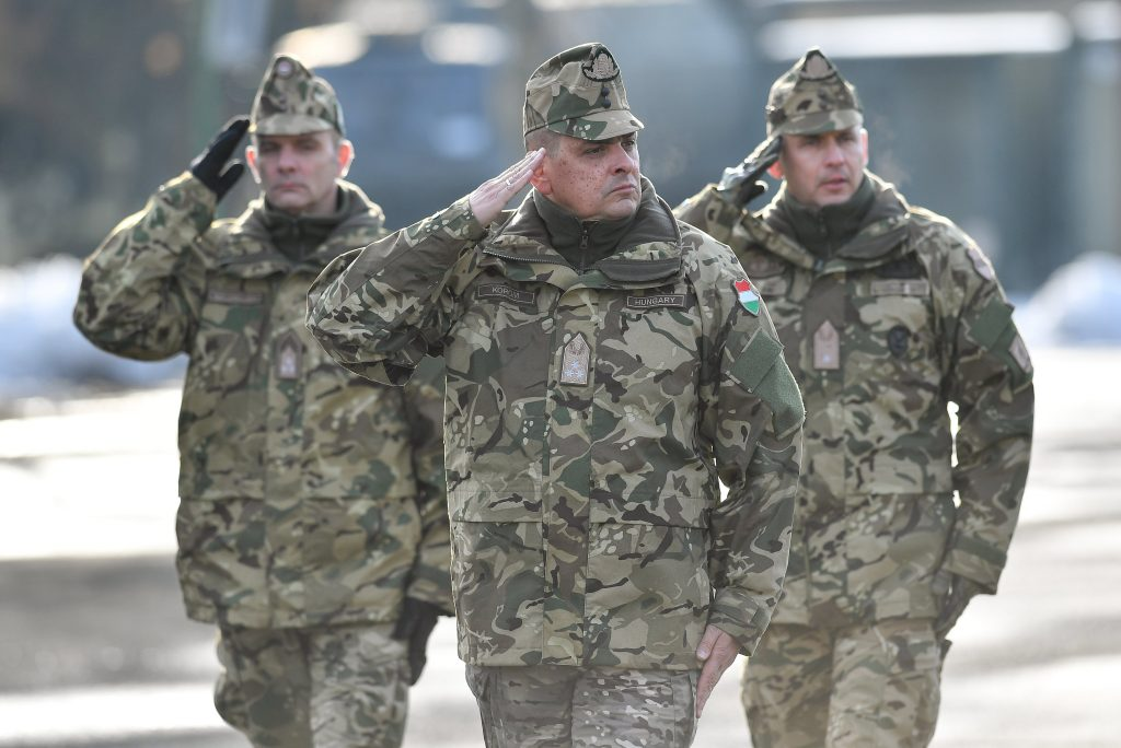 Armed Forces Command to Move to Székesfehérvár post's picture