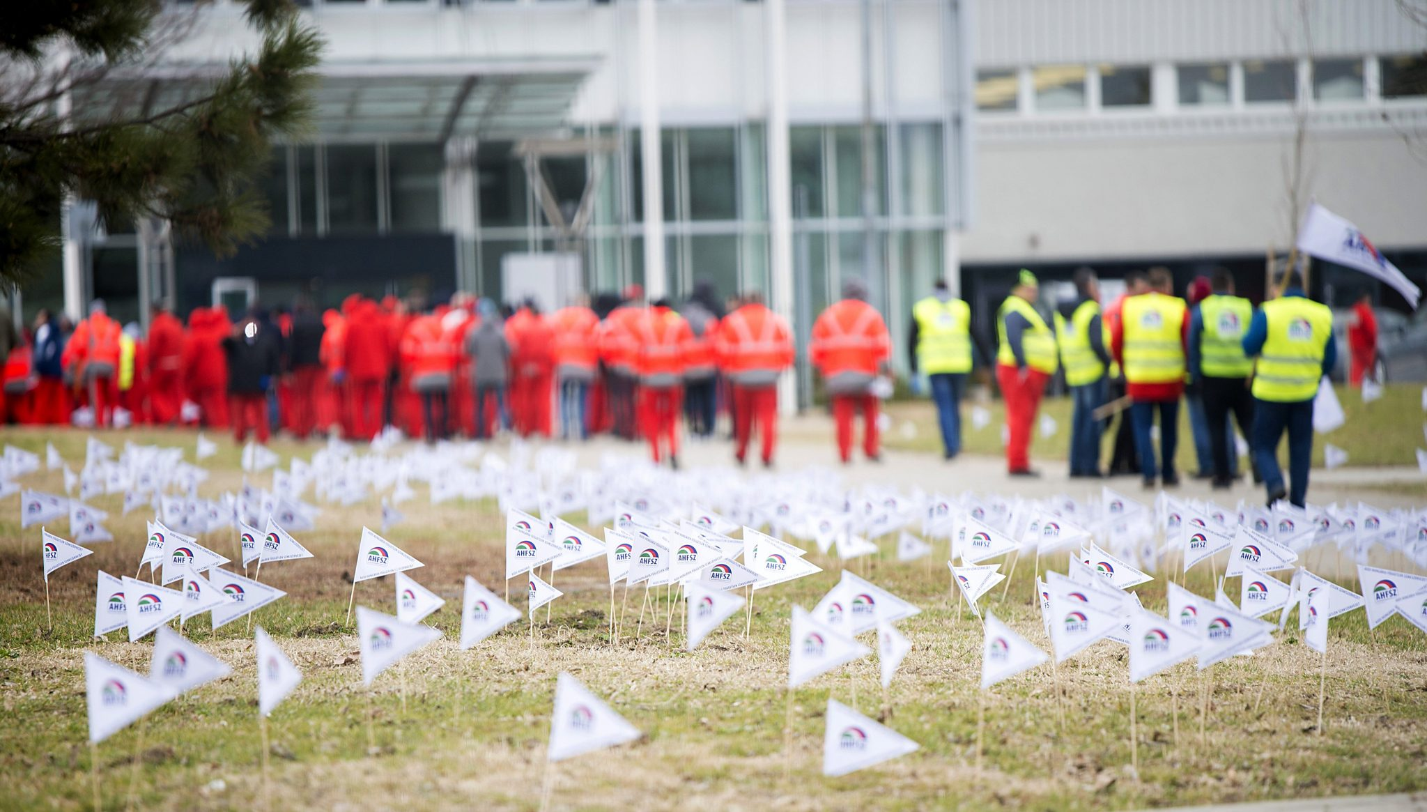 Audi Union Calls Week-Long Strike post's picture