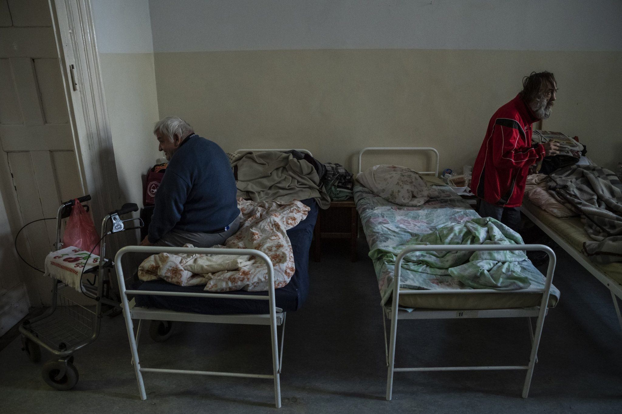 Budapest Assembly Approves Homeless Winter Care Measures post's picture