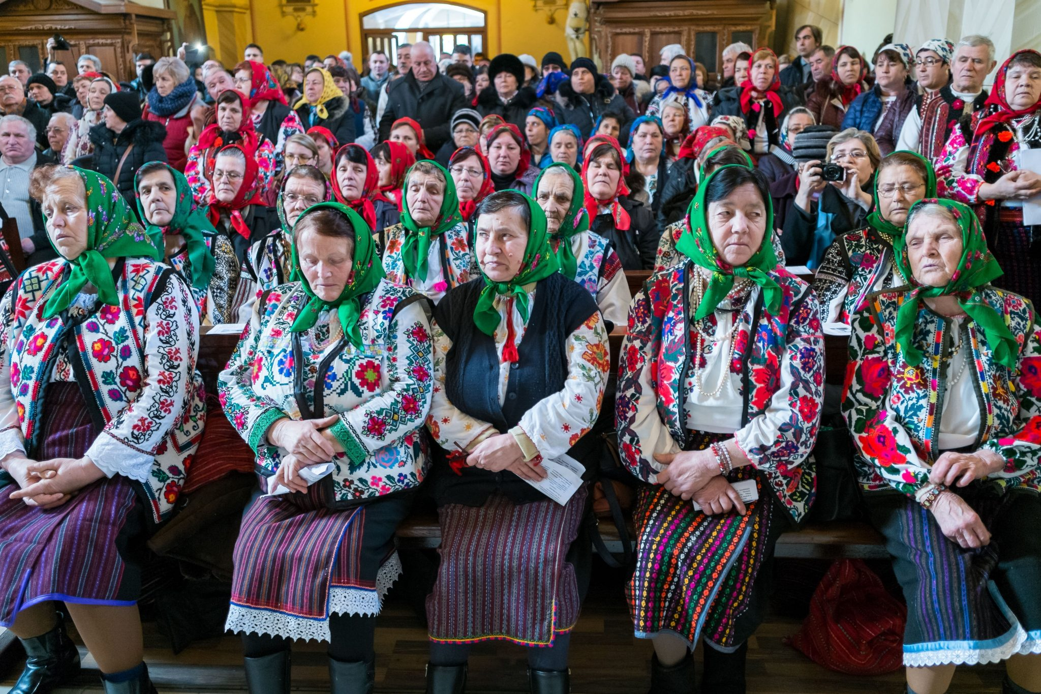 A Generations' Dream Come True: A Hungarian Mass Was Held for the Csangos in Moldavia post's picture