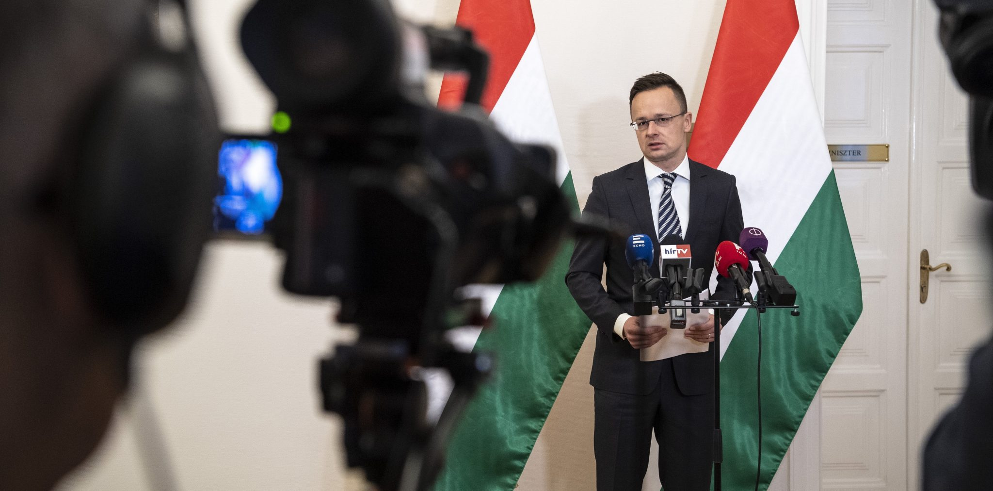 Szijjártó: 2018 Year of Record-Breaking Investments post's picture