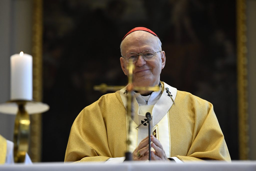 Cardinal Erdő Presents IEC2020 Programme in Rome post's picture