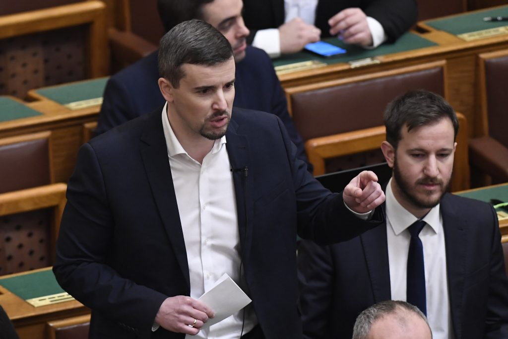 Jobbik Elects New Parliamentary Group Leader post's picture