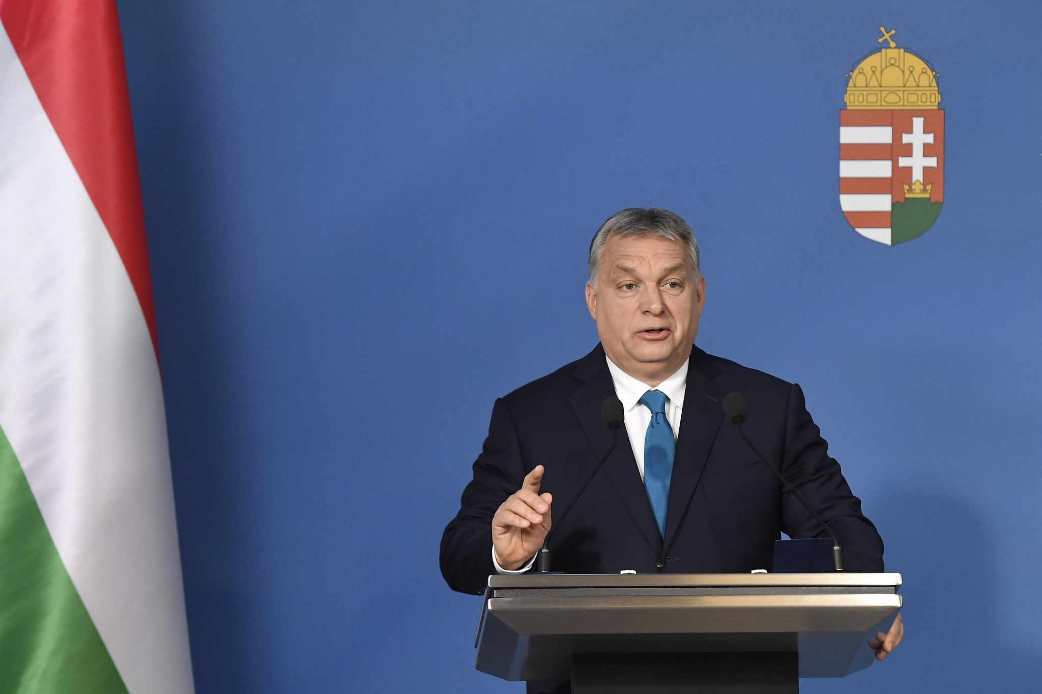 Orbán: Goal is to Have 'Anti-Immigration' Majority in All EU Institutions post's picture