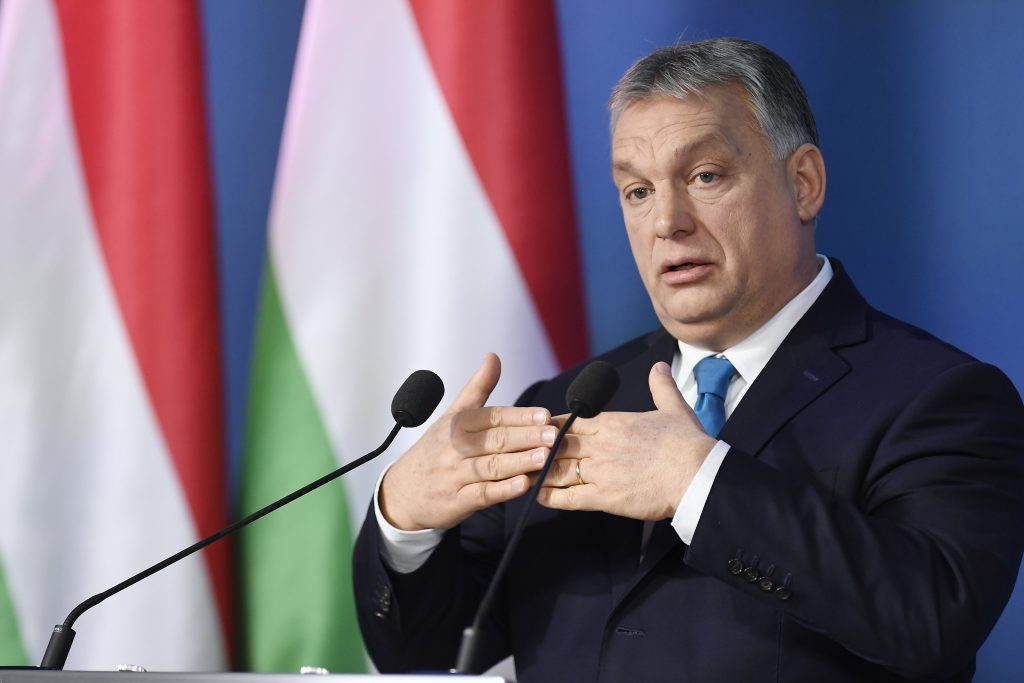 Orbán Calls for EU Budget to be Put on 'Fair Footing' post's picture