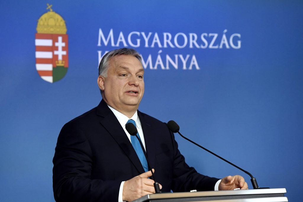 Orbán: EP Debate on Hungary 'Soros Campaign Event' post's picture