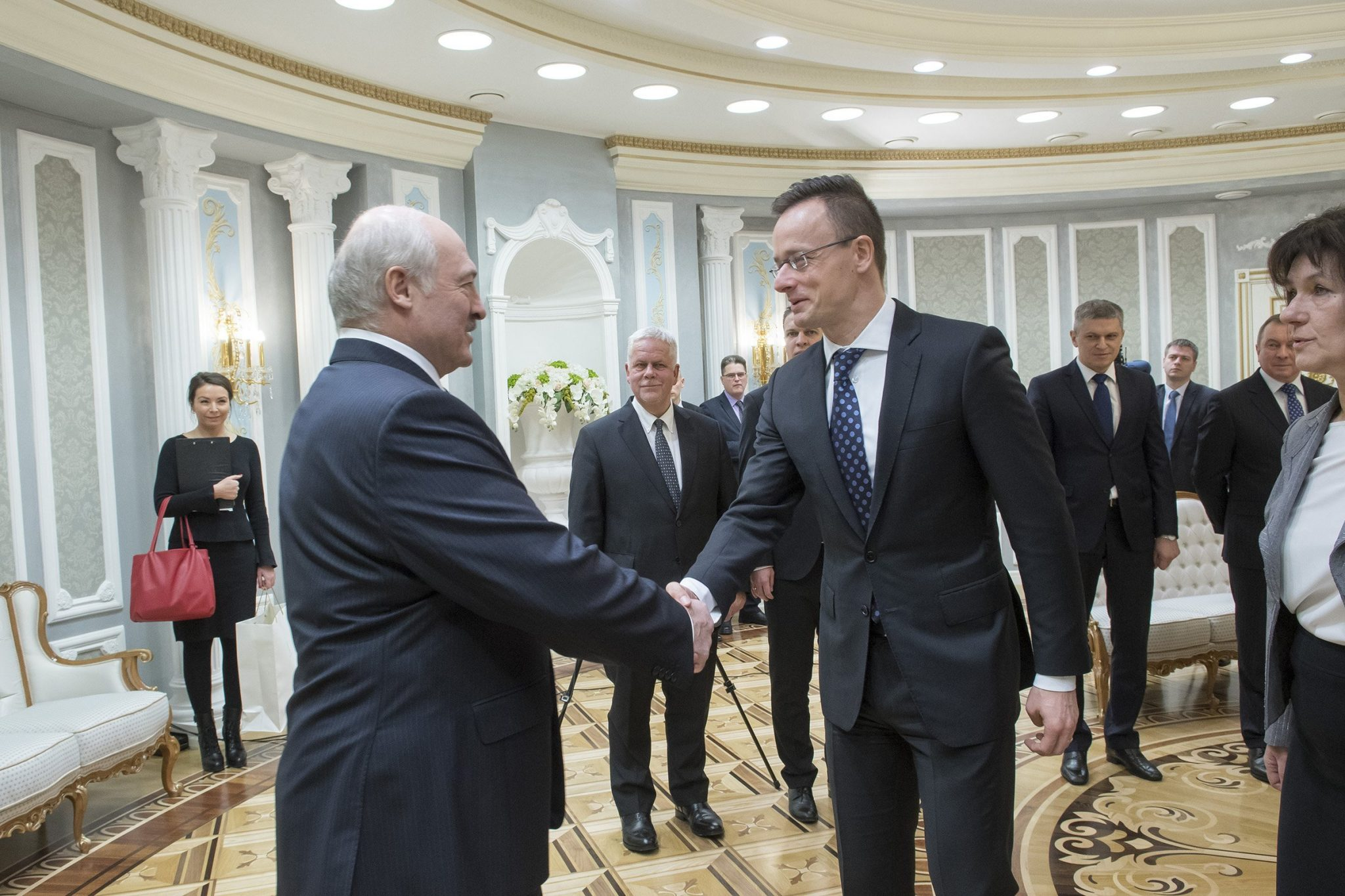 Szijjártó in Belarus: Pragmatic Cooperation Hungary's Interest post's picture