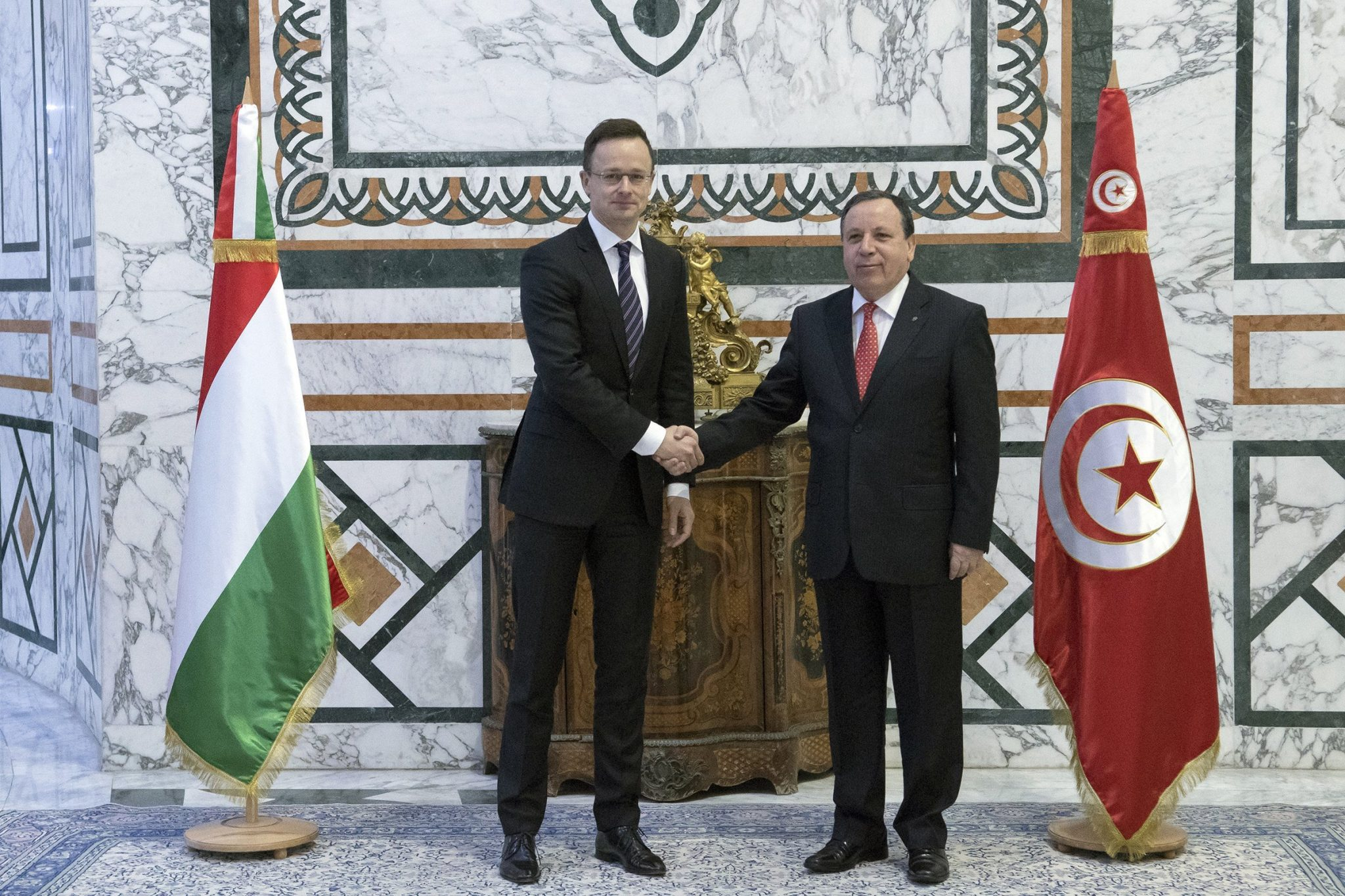 Hungary-Tunisia Defence and Police Cooperation