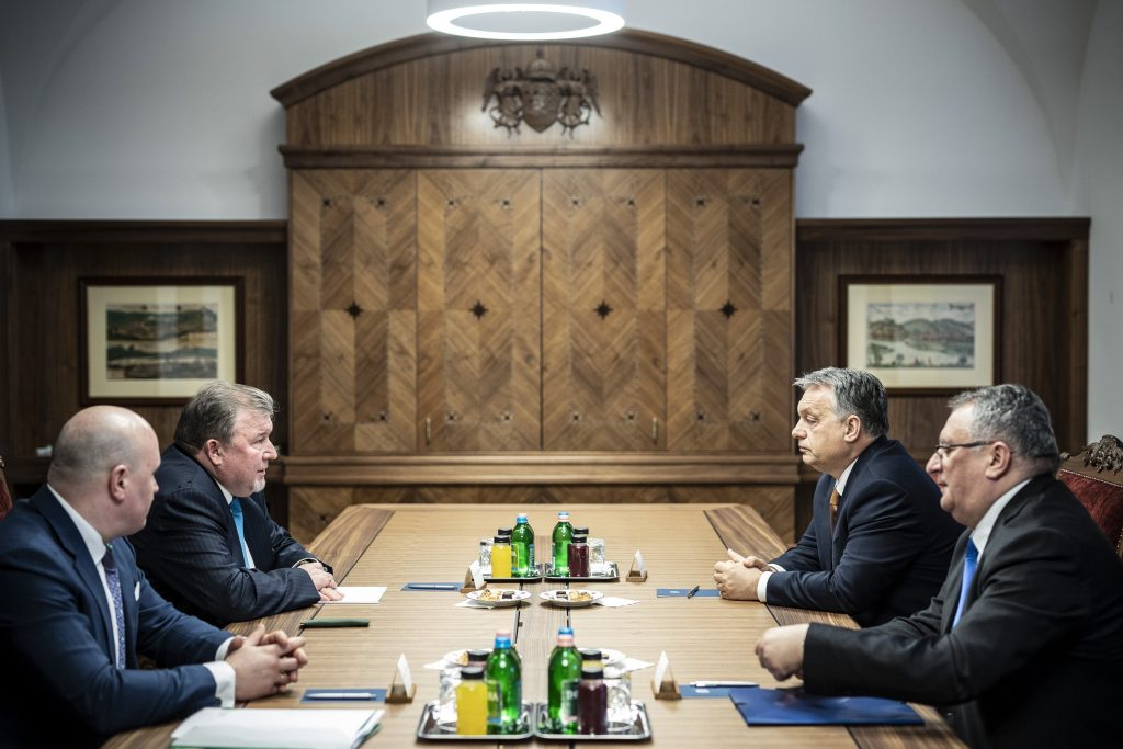 Orbán: International Investment Bank in Hungary 'Significant Development' post's picture