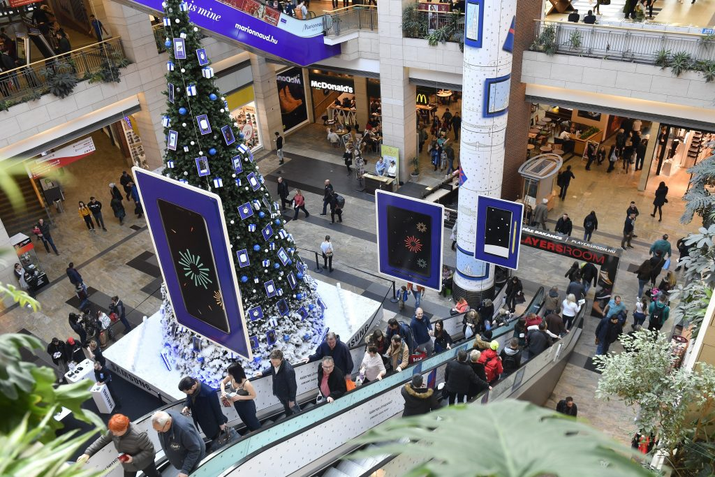 Hungary Holiday Retail Sales on Track to Hit New Record post's picture