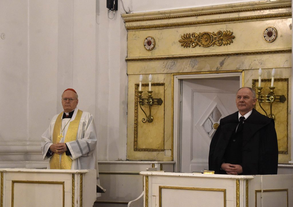 Erdő: Duty of All Christians to Promote Social Justice post's picture