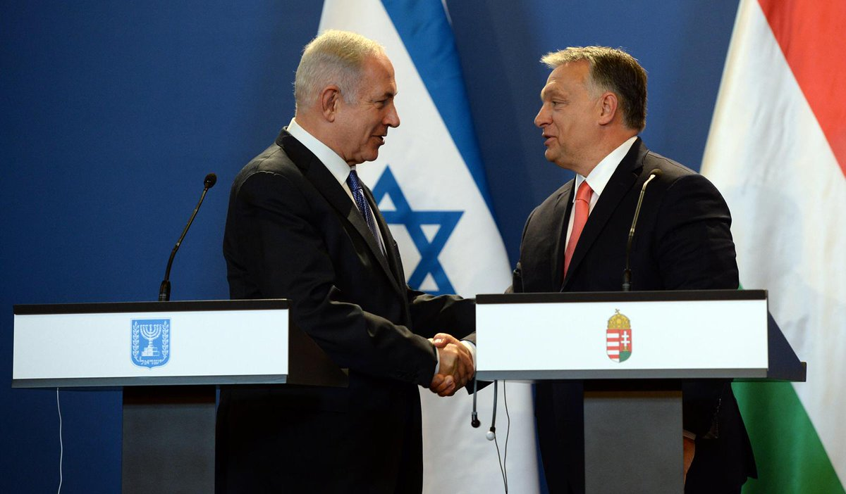 Orbán Discusses v4-Israel Summit, Security Cooperation with Netanyahu post's picture