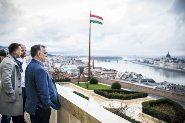 PM Orbán Marks Anniversary of Soviet Troops' Departure post's picture
