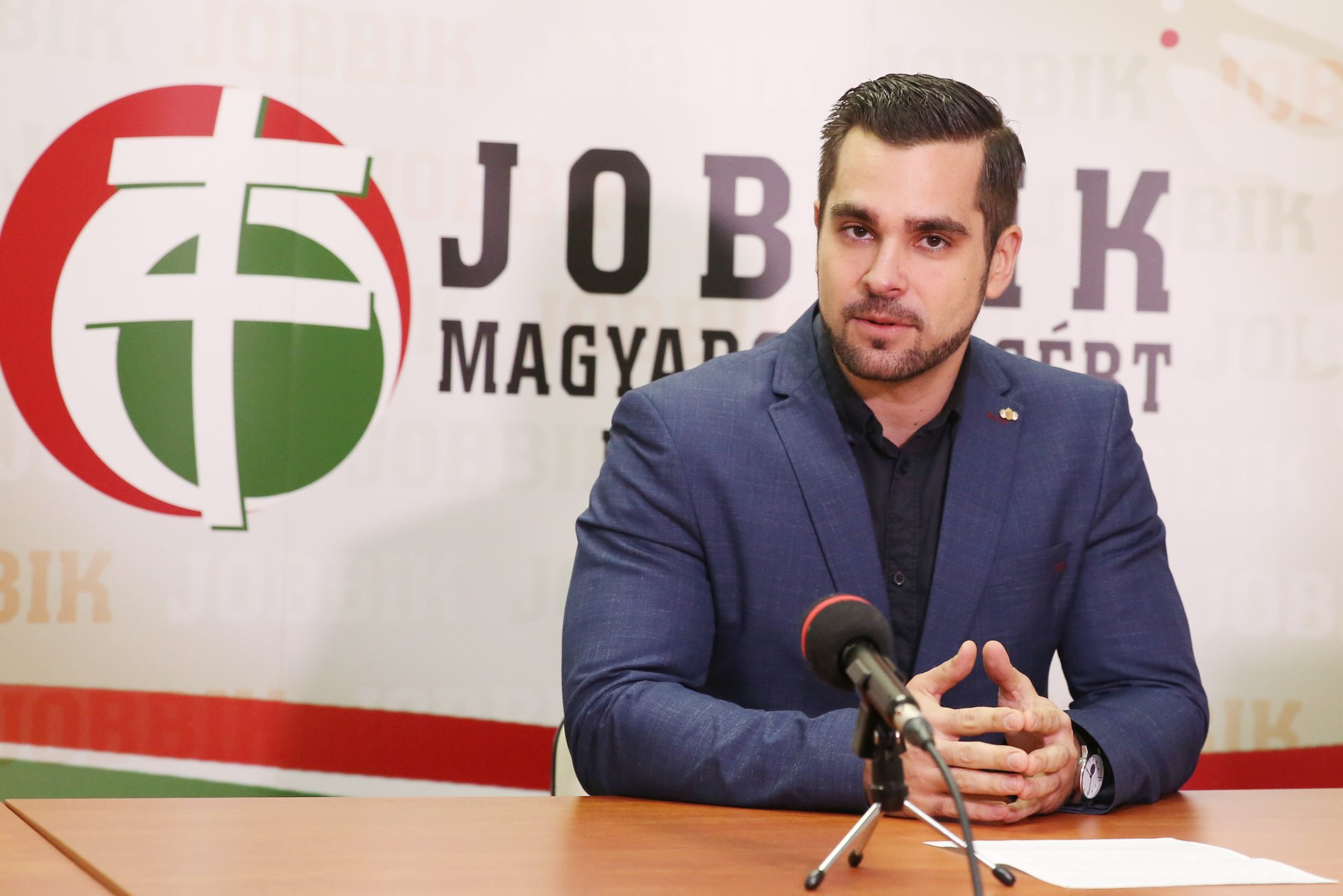Jobbik to Appeal Election Cttee Rejection of Referendum Initiatives Linked to 'Slave Law' post's picture