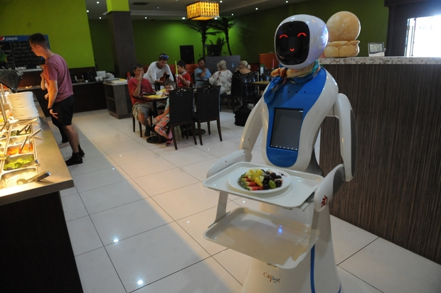 Hungary Far off from Becoming Westworld: Businesses Are Reluctant to Use Robots post's picture