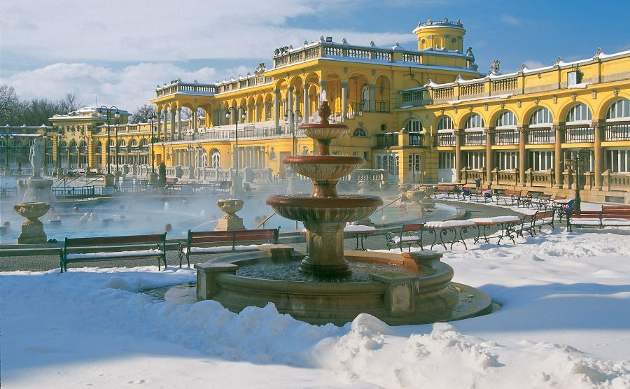 Budapest Spas Attracted 4.5 Million Visitors Last Year post's picture