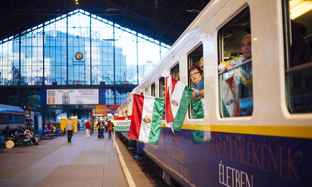 Special Pilgrimage Train Will Bring Believers to Csíksomlyó Papal Mass post's picture