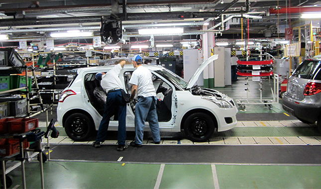 Suzuki Fires Employee for Initiating the Organization of a Trade Union post's picture