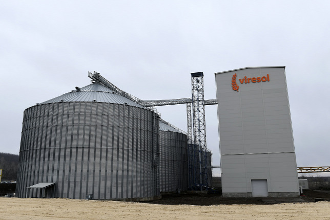 Orbán Inaugurates Huf 33 Bn Wheat Starch Plant post's picture