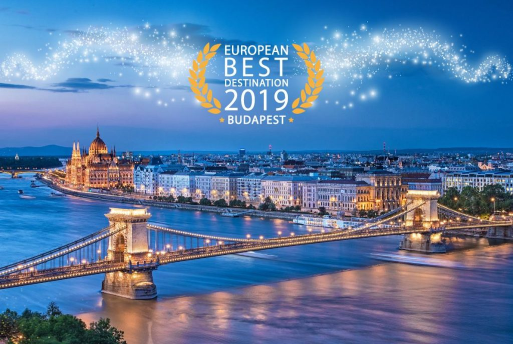 Budapest Wins Best European Destination 2019 Title post's picture