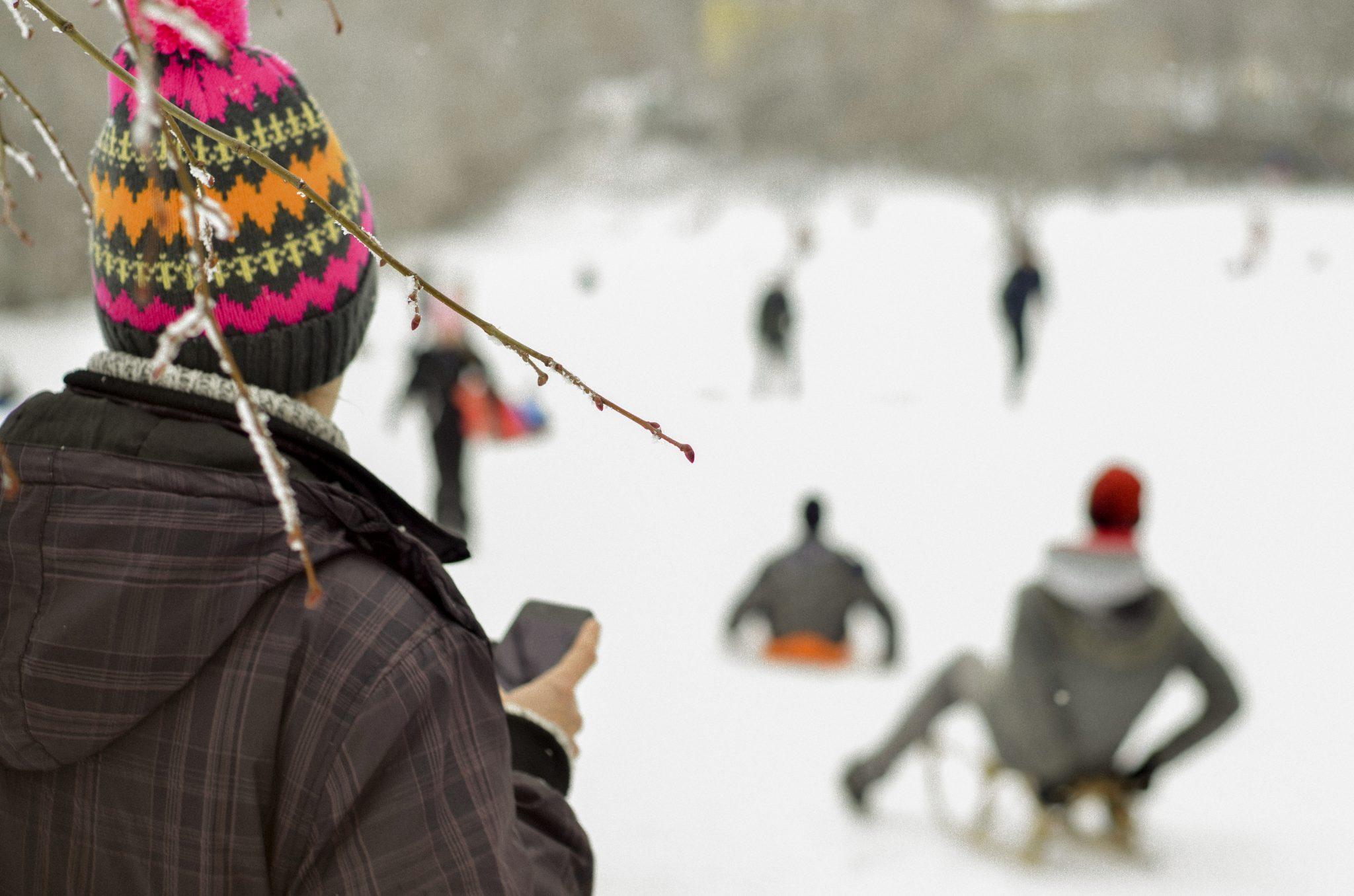 Winter – as a New Dimension of Wonder at Normafa