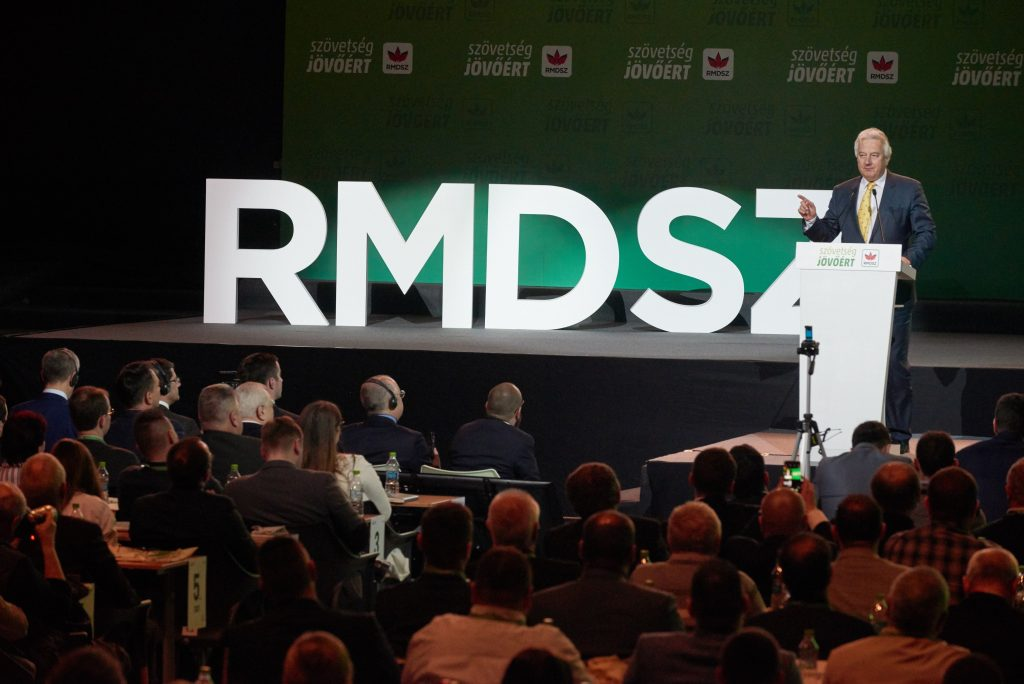 Semjén Highlights Cooperation between RMDSZ, Fidesz post's picture