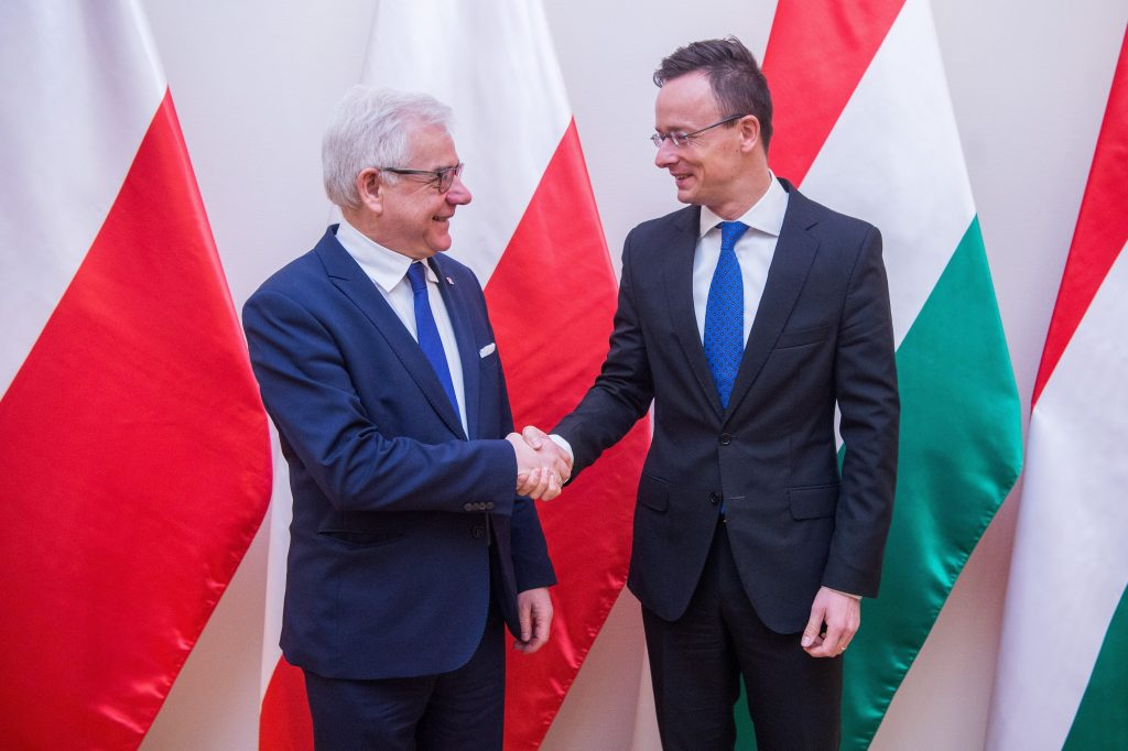 Foreign Minister: Brussels Bureaucrats Wage Revenge Campaign against Hungary, Poland post's picture