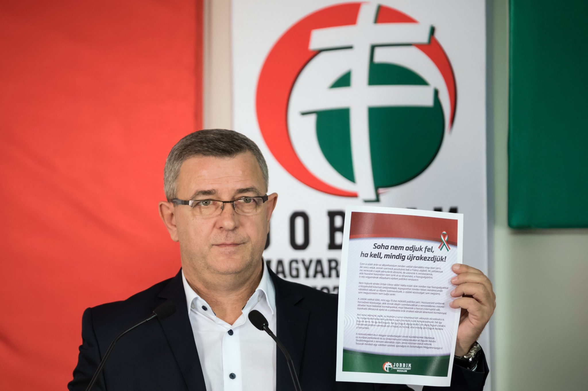 Jobbik: Hungary Has Become 'Migrant Destination' post's picture