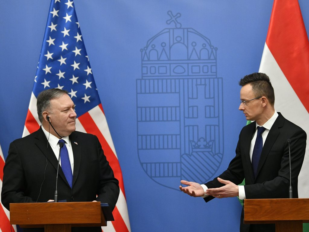 America Will Be More Active in Central Europe to Compete with China and Russia post's picture