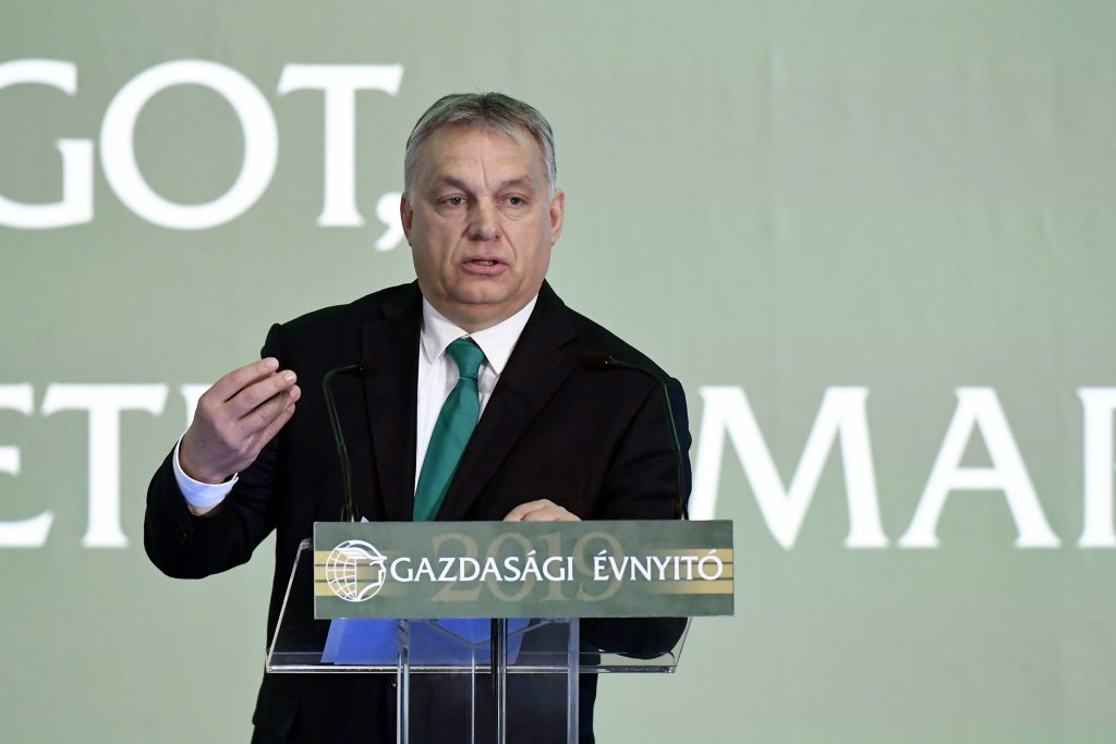 Orbán Announces 6 Points Plan To Make Hungary Successful post's picture