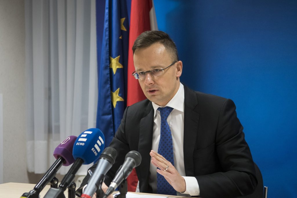 Foreign Minister Slams EU for Dragging Heels on Enlargement post's picture