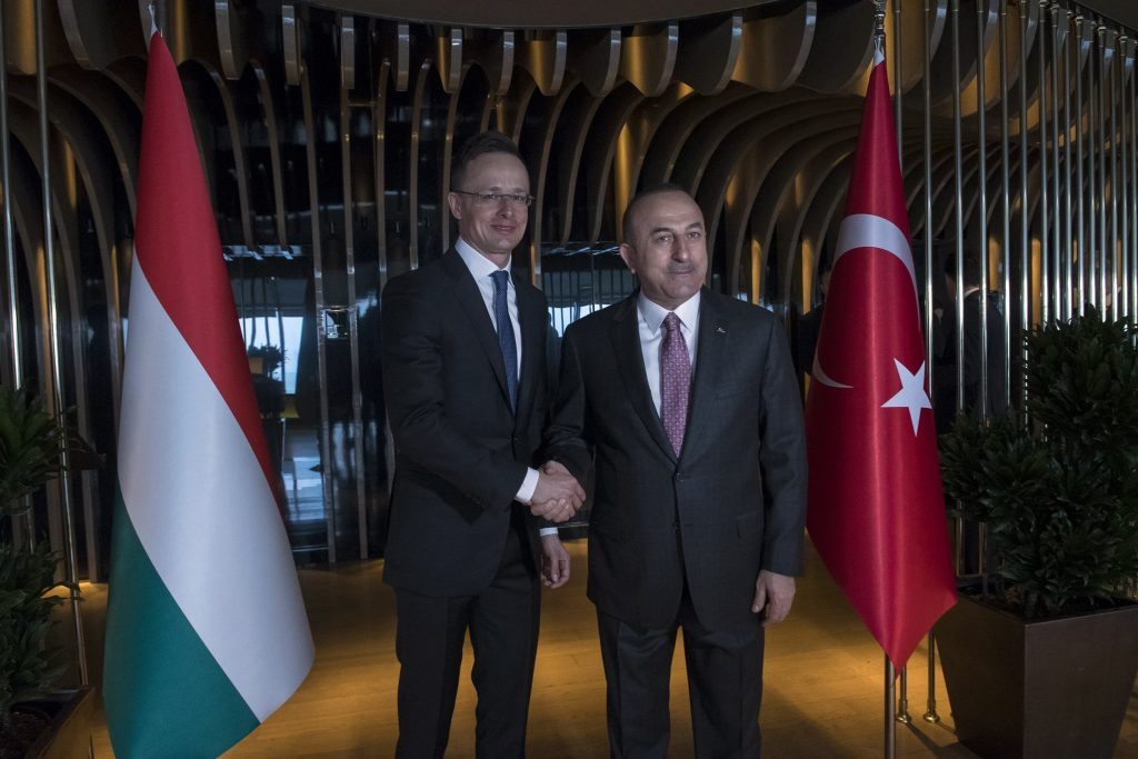 Foreign Minister: Turkey an Ally for Hungary, Dialogue Honest without Hypocrisy post's picture