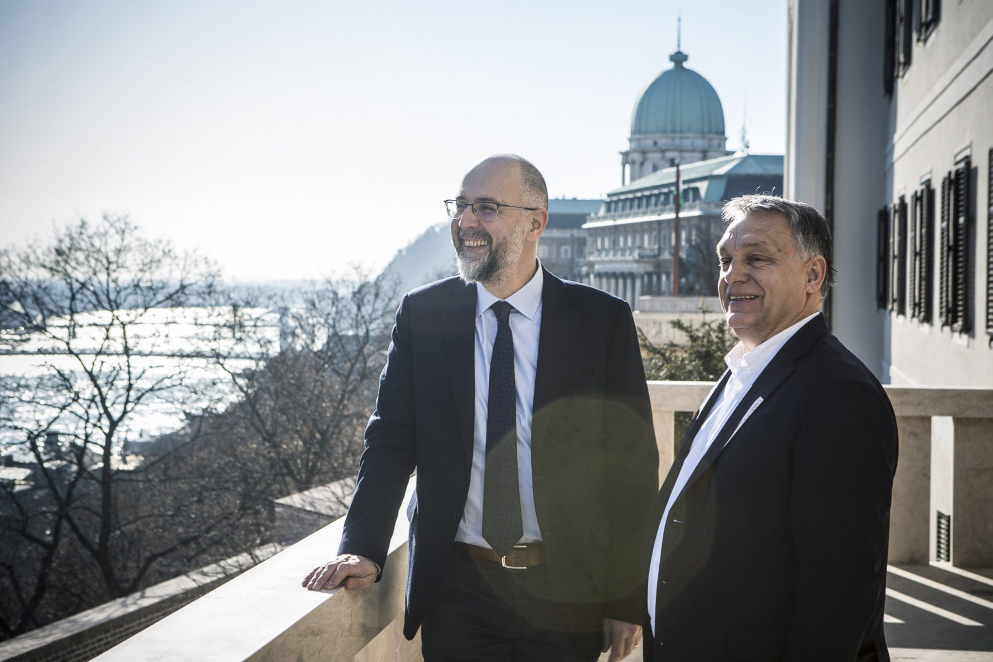 Orbán: Strong Hungarian Presence Key Goal in EP Elections post's picture