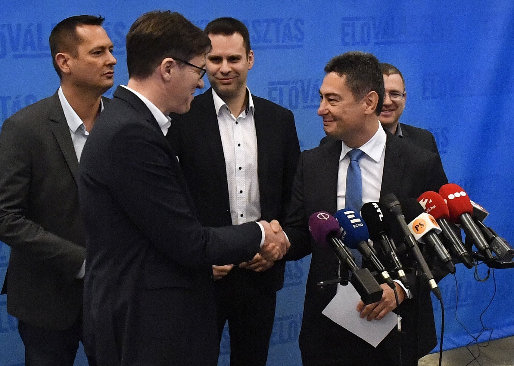 Karácsony Wins Left-wing Mayoral Preselection post's picture