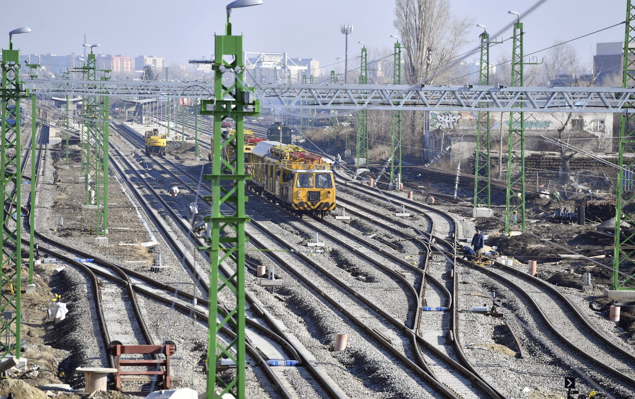Chinese Company to Construct Direct Railway Line to Budapest Airport? post's picture