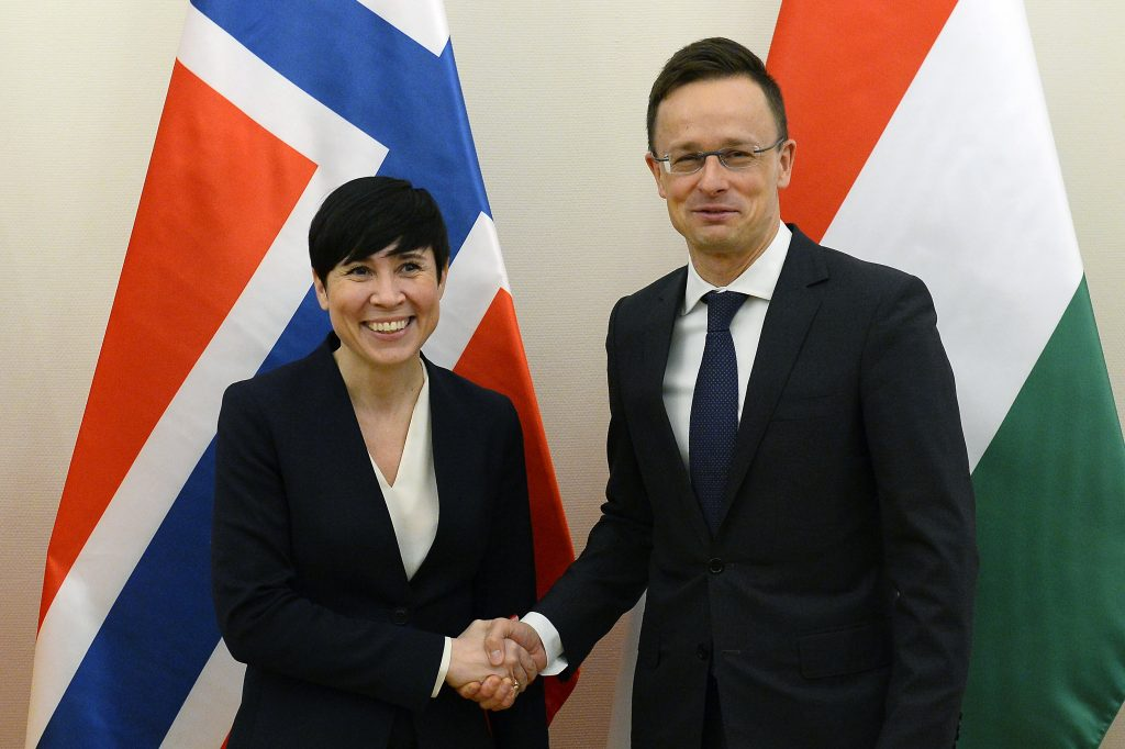 Foreign Minister: Norway Key Partner in Defence, Energy post's picture