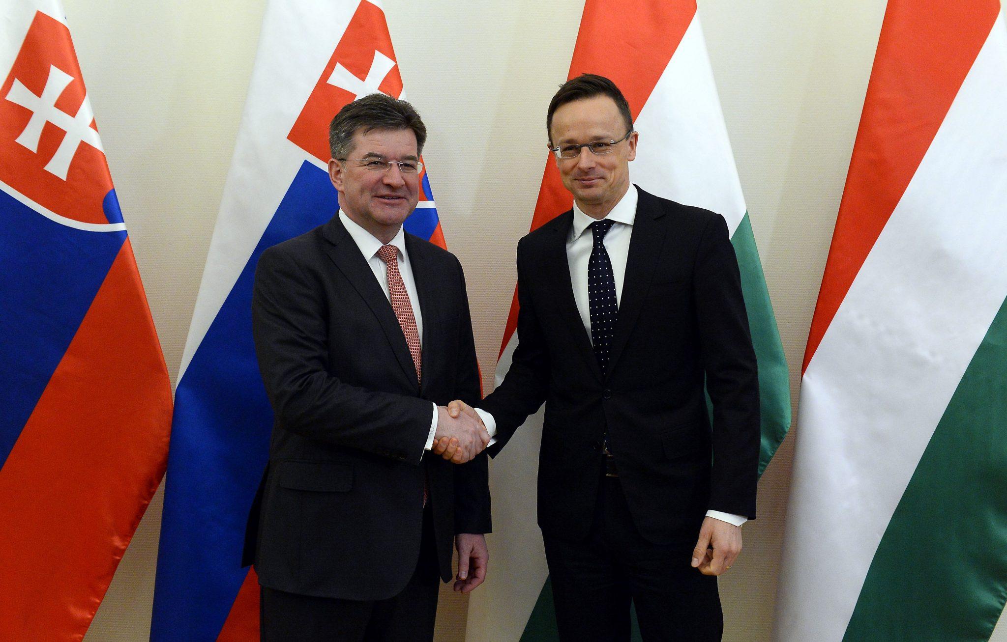 Szijjártó Confirms Hungarian-Slovak Alliance post's picture