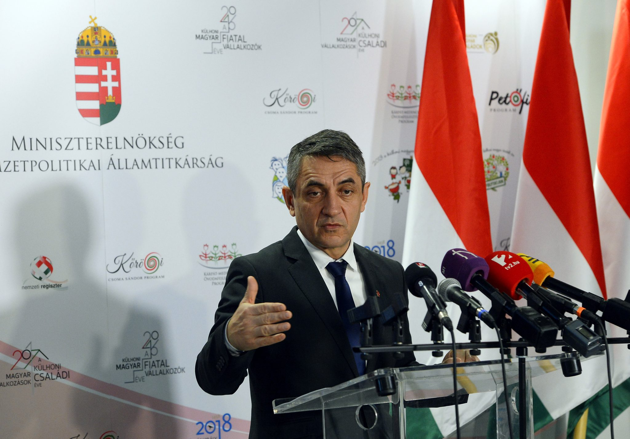 State Secy: Trianon Treaty Destroyed Hungary's Society, Economy and Political System post's picture