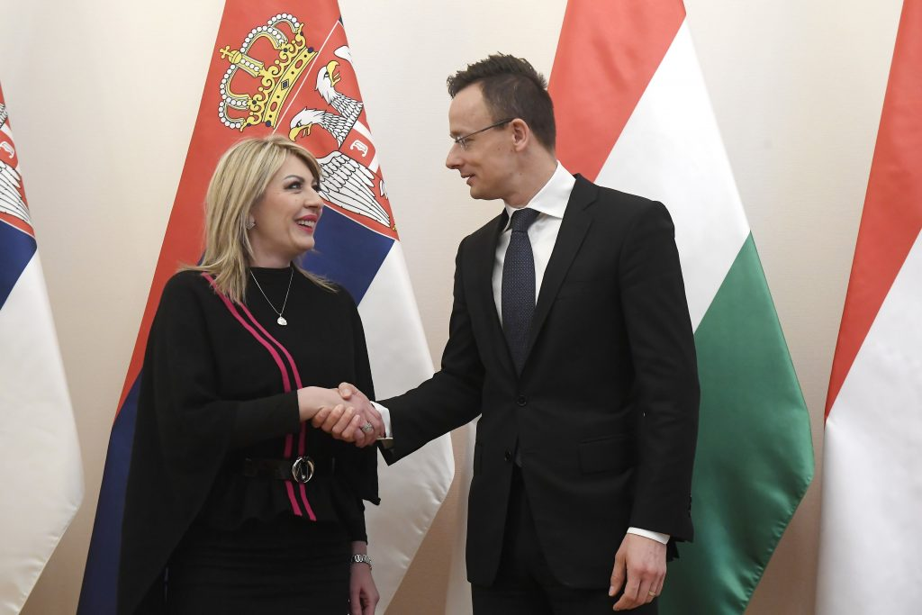 Foreign Minister: Speeding up Serbia's EU Integration Shared Interest post's picture