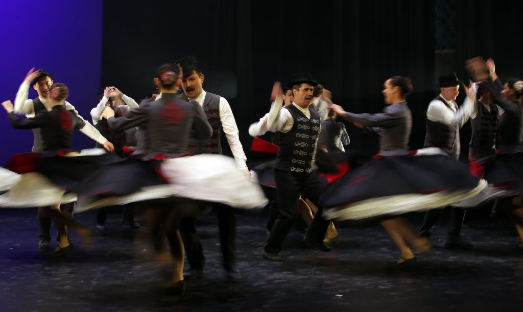 President Áder Inaugurates new National Dance Theatre Building