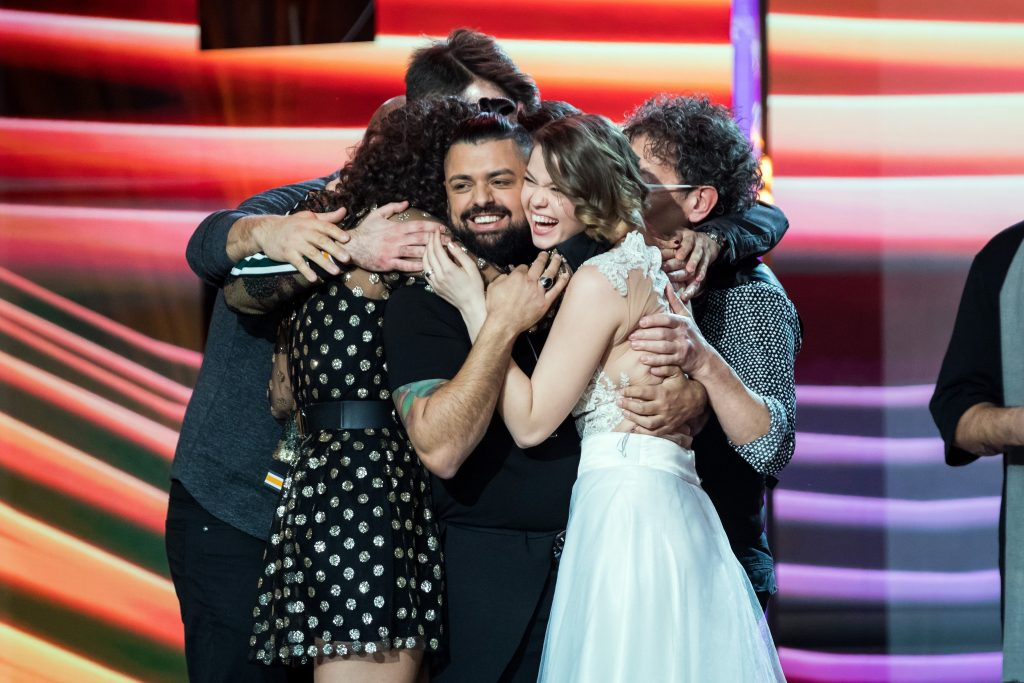 Joci Pápai to Represent Hungary for the Second Time at the Eurovision post's picture