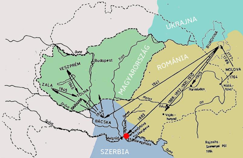 Week in the Life of Hungarian Communities in the Carpathian Basin: Hungarian Fair in Bucharest, Battle of Piski Pilgrimage, the Székelys of Vojvodina