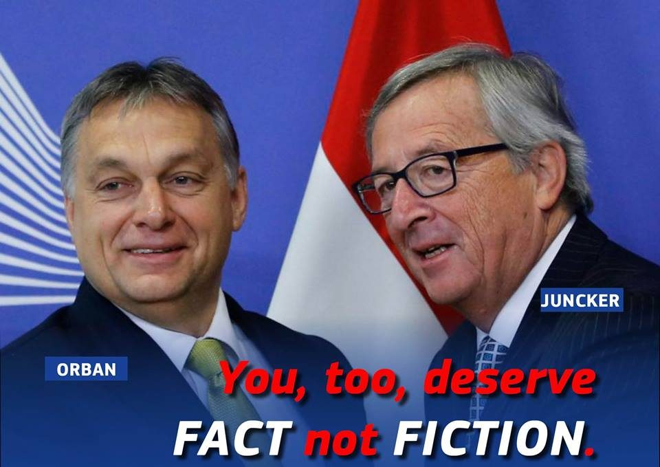 'Hungarians Deserve Facts not Fiction': EC Responds to Government's New 'Info Campaign' post's picture