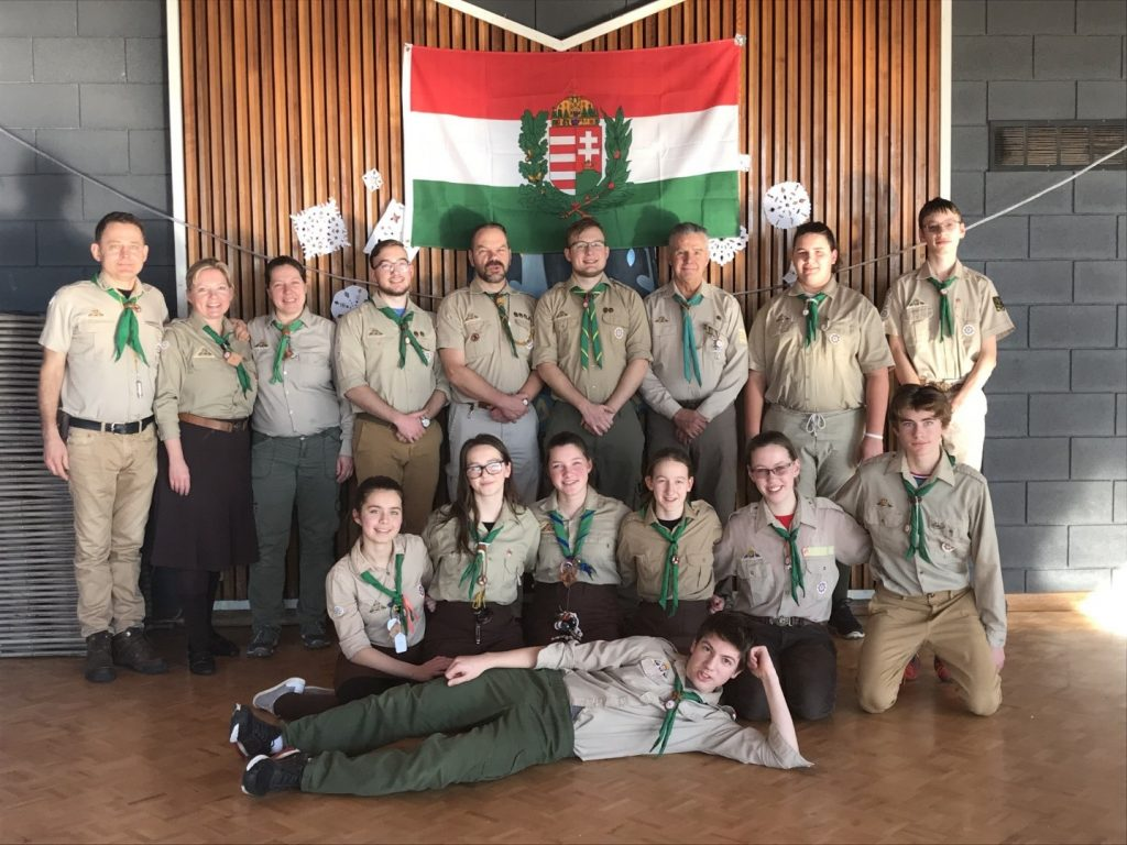 Hungarian Scouts in the Great White North post's picture