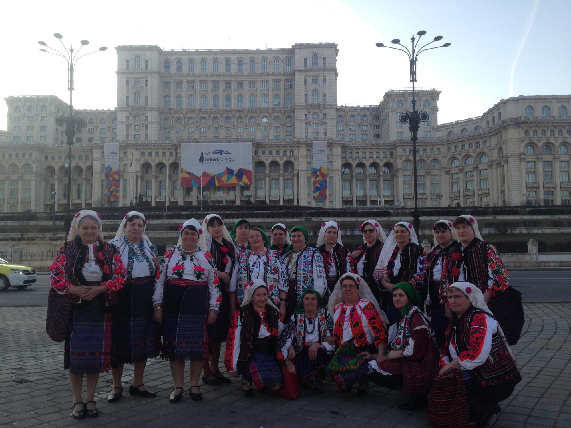 Week in the Life of Hungarian Communities in the Carpathian Basin: Csángó Ball in Bucharest, Farsang, Charity and Danse post's picture